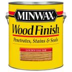 1-Gal. Oil-Based Golden Oak Wood Finish Interior Stain