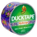1.88 in. x 10 yds. Retro Owls Duct Tape (6-Pack)