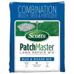 PatchMaster 4.75 lb. Sun and Shade Grass Seed Mix