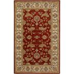 John Red 2 ft. x 3 ft. Accent Rug
