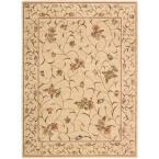 Somerset Ivory 5 ft. 3 in. x 7 ft. 5 in. Area Rug