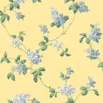 56 sq. ft. Lilac Trail Wallpaper