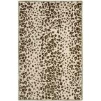 Grassland Green 9 ft. 6 in. x 13 ft. 6 in. Area Rug