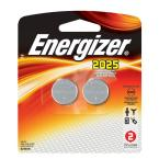2025 3-Volt Electronic Watch Batteries (2-Pack)