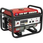 3,250-Watt 4-Cycle Gasoline Powered Portable Generator with AVR System