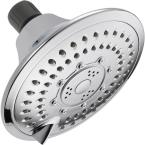 5-Spray Touch-Clean Showerhead in Chrome