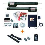 Heavy-Duty Dual Swing Automatic Gate Opener Enhanced Access Package
