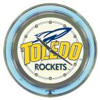 14 in. University of Toledo Neon Wall Clock