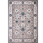 Oxford Taupe 7 ft. 10 in. x 10 ft. 2 in. Indoor Area Rug
