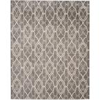 Amherst Grey/Light Grey 9 ft. x 12 ft. Area Rug