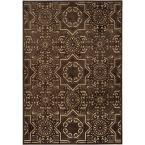 Wayfarer Brown 7 ft. 10 in. x 11 ft. 2 in. Area Rug