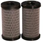 Under-Sink Compact Filter Replacement Cartridge (2-Pack)