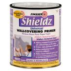 1-qt. Shieldz Universal Water Based White Primer and Sealer (Case of 6)