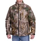 Small M12 12-Volt Lithium-Ion Cordless Realtree Xtra Heated Jacket (Jacket-Only)