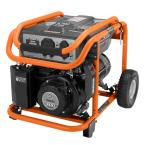 5,700-Watt Yamaha 301 cc Gasoline Powered Portable Generator
