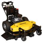 Honda GXV530 Engine 54 in. 530 cc Commercial Duty Dual-Hydro Walk-Behind Finish Cut Lawn Mower with Floating Deck