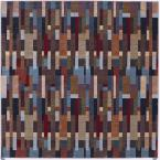 Groves Mesquite 8 ft. x 8 ft. Square Area Rug