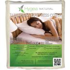 Hygea Mattress Cover Dust Mites and Allergen Proof Stretchable Twin XL Waterproof