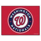Washington Nationals 2 ft. 10 in. x 3 ft. 9 in. All-Star Rug