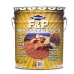 5-gallon Oil-Based Transparent Cedar Deep-Penetrating Exterior Wood Stain