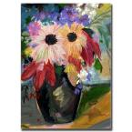 24 in. x 32 in. Harvest Bouquet Canvas Art
