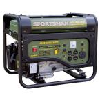 4,000-Watt Gasoline Powered Portable Generator with RV Outlet - CARB Compliant