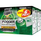2 oz. Indoor Fogger Twin Pack (3-Pack)