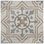 Lianes Jet 13-1/8 in. x 13-1/8 in. Ceramic Wall and Floor Tile (10.76 sq. ft. / case)