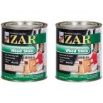 ZAR 139 1-qt. Country White/Coastal Boards Wood Stain (2-Pack)