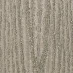 0.94 in. x 5.360 in. x 2 ft. Grey ReliaBoard Traditional Composite Decking Board Sample