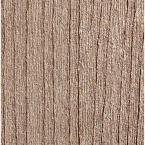 1 in. x 5.36 in. x 2 ft. Twin Finish Composite Decking Board Sample in Cedar