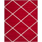 Chatham Red/Ivory 8 ft. x 10 ft. Area Rug