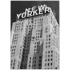 35 in. x 47 in. New Yorker Canvas Art