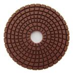 4 in. #200 Grit Wet Diamond Polishing Pad for Stone