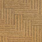 Natural Herringbone 1/2 in. Thick x 11-3/4 in. Wide x 35-1/2 in. Length Cork Flooring (23.17 sq.ft./case)