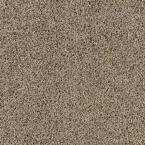 Carpet Sample - Kaa I - Color Winter Sky Texture 8 in. x 8 in.