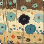 40 in. x 40 in. Dream Flowers I Oversized Canvas Gallery Wrap