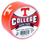 College 1-7/8 in. x 10 yds. University of Tennessee Duct Tape