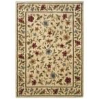 Evanston Gabriel Ivory 7 ft. 10 in. x 10 ft. Area Rug