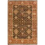 Septimius Olive 9 ft. x 13 ft. Indoor Area Rug