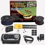 Humane Contain 40 Acre In-Ground Electronic Fence Ultra Value Kit