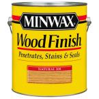 1-Gal. Oil-Based Natural Wood Finish Interior Stain