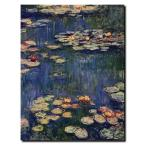 14 in. x 18 in. Water Lilies, 1914 Canvas Art