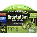 100 ft. 14/3 Extension Cord