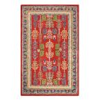 Regency Red 8 ft. x 11 ft. Area Rug