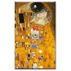 Klimt: The Kiss - Cable Wall Plate