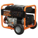 GP5500 5500-Watt Gasoline Powered Portable Generator
