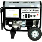 Platinum Series 7,000-Watt 389cc Gasoline Powered Clean Power Portable Generator with CARB