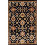 Middleton Jenna Navy 5 ft. x 7 ft. 6 in. Indoor Area Rug
