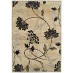 Easton Dream Flora 62 in. x 79 in. Area Rug